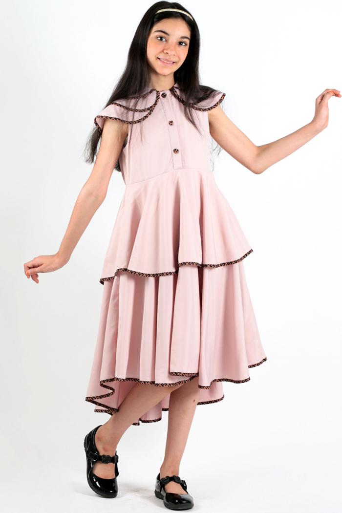 فستان صيفي  جديد 2021